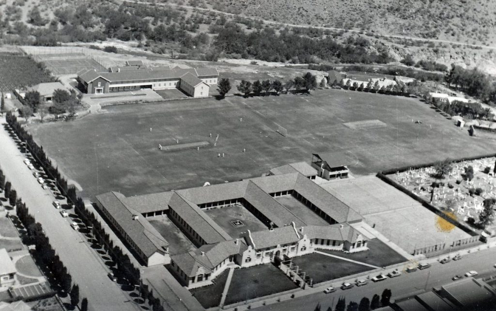 Old Grounds